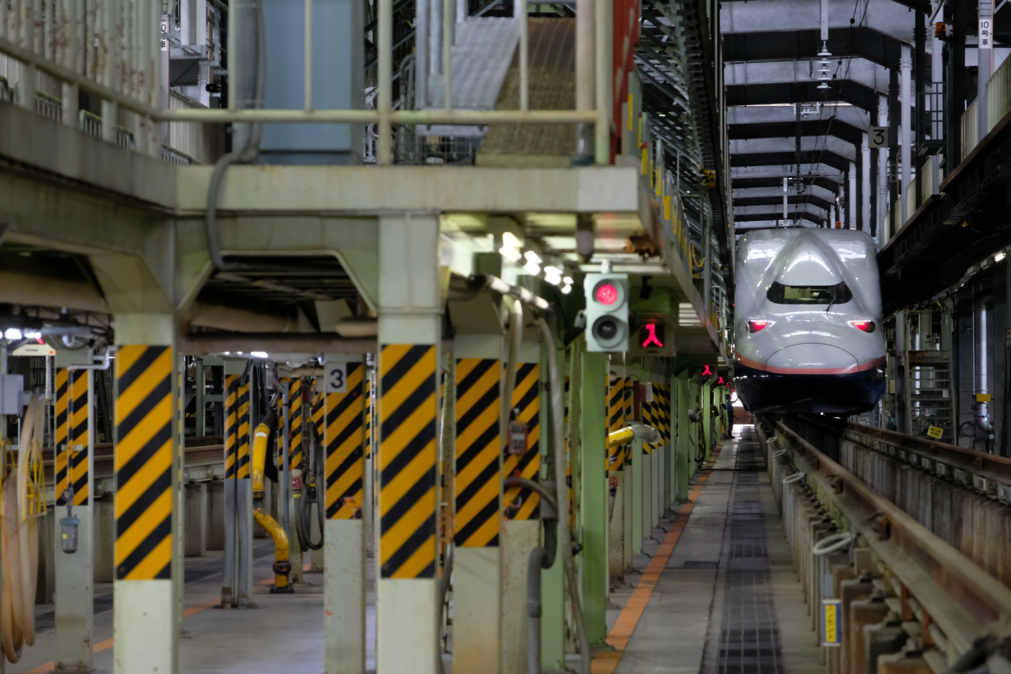 新潟新幹線車両センター